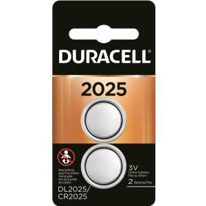 Battery Size: CR2025