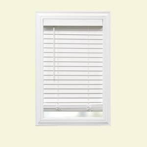 home decorators collection faux wood blinds installation home decorators collection cut to width white cordless 2 13636