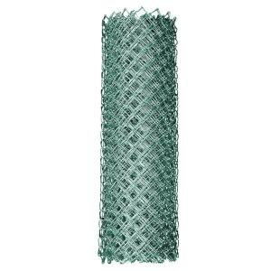 YARDGARD 6 ft. x 50 ft. 11.5-Gauge Chain Link Fabric