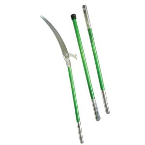 Jameson Landscaper Pole Saw Package with Three 6 ft. Poles by Jameson
