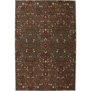 American Rug Craftsmen Western Prairie Saddle 3 ft. 6 inch x 5 ft. 6 inch Accent Rug by