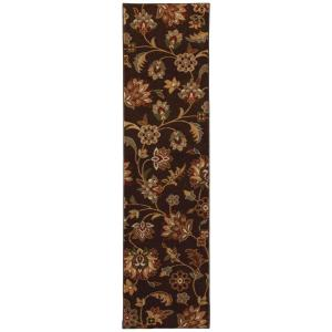 Mohawk Home Concord Brown 2 ft. x 7 ft. 6 in. Runner