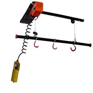 garage gator electric motorized storage lift system ggr125