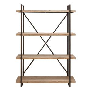 Bookcase Height (in.): 60-72 in.