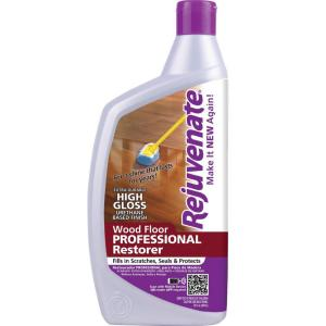 Rejuvenate 32 oz professional high gloss wood floor Rejuvenate wood floor