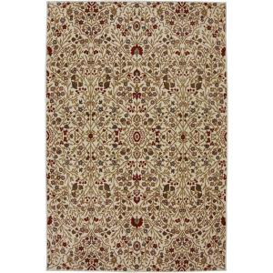 American Rug Craftsmen Western Prairie Ivory 3 ft. 6 inch x 5 ft. 6 inch Accent Rug by