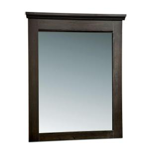 South Shore Furniture Versa Ebony Mirror