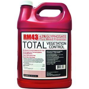 RM43 1 Gal. Glyphosate Plus Weed Preventer