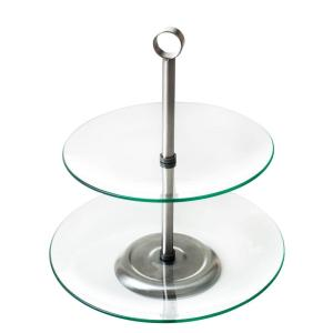 Stainless Steel cake stands & tiered cake stands