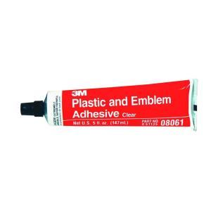 3M 5 fl. oz. Plastic Adhesive (Case of 6) by