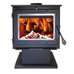Wood-Burning Stove