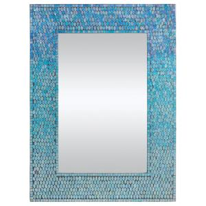 Renwil Catarina 23 inch H x 31 inch W Rectangular Mirror by