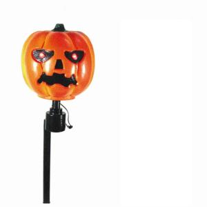 Brite Star Battery Operated Pumpkin Rotating Head Pathmarker