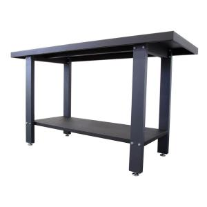 Wen 79 inch Industrial Strength Steel Work Bench by
