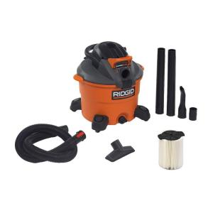 RIDGID 12-Gal. Wet/Dry Vac with Detachable Blower