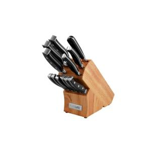 Pure Life 13-Piece Knife Block Set by