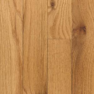 Mohawk Raymore Oak Butterscotch 3/4 Thick x 3.25 in. Wide x Random Length Solid Hardwood Flooring (17.6 Sq.Ft./Case)