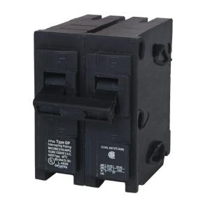 Siemens 50 Amp Double-Pole Interchangeable Circuit Breaker