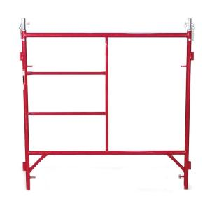 Pro Series 5 Ft X 5 Ft Exterior Scaffold Frame 800173 The Home Depot