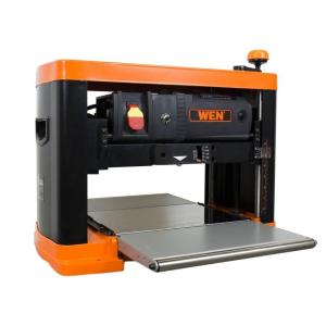 Wen 15 Amp 13 inch 3-Blade Benchtop Corded Thickness Planer by
