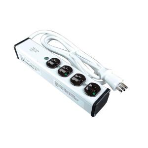Legrand Wiremold 15 ft. 4-Outlet Medical Grade Power Strip by Legrand Wiremold