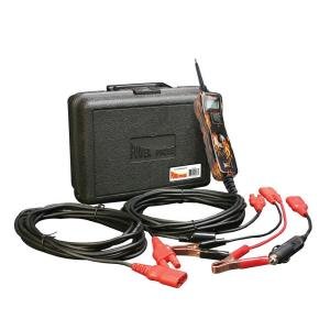 Power Probe Circuit Tester with Case and Accessories - Flame Print by Power Probe