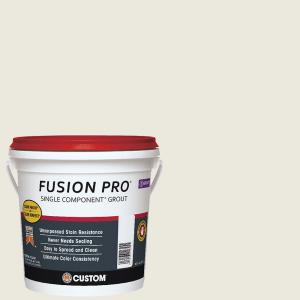 Custom Building Products Fusion Pro #381 Bright White 1 Gal. Single Component... by Custom Building Products
