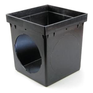 NDS 9 inch x 9 inch PVC Catch Basin by NDS