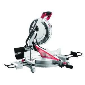 Skil 15 Amp Corded Electric 12 inch Compound Miter Saw with Quick-Mount System and Laser by