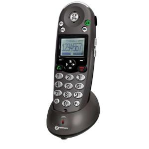 Geemarc DECT 6.0 Amplified Cordless by Geemarc