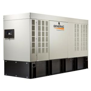 Generac Protector Series 15,000-Watt 120/208-Volt Liquid Cooled 3-Phase Automatic Standby Diesel Generator by