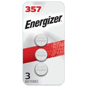 Battery Size: 357/303