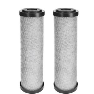 HDX Universal Fit Carbon Block Whole House Water Filter (2-Pack) by