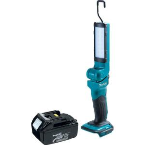 Makita 18-Volt LXT Lithium-Ion Battery with Bonus 12 LED Flashlight by