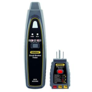 General Tools Circuit Breaker Finder and GFCI Tester by General Tools