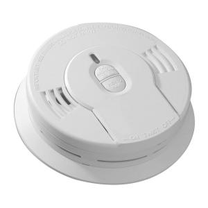 Kidde Code One 10 Year Lithium Ion Battery Operated Smoke Alarm