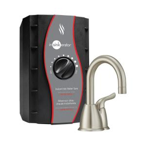 Instant Hot Water Dispensers Kitchen Faucets The Home Depot