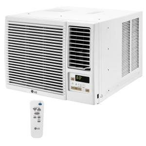 With Heater Air Conditioners Heating Venting Cooling The Home Depot