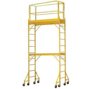 Pro-Series 12 ft. Rolling Scaffold Tower