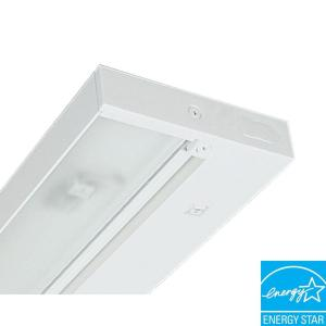 Juno Pro-Series 22 in. White Under Cabinet Fluorescent