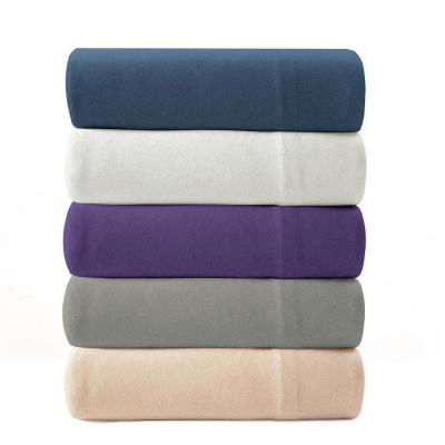 Soft Cotton Blend Jersey Knit Sheet Set