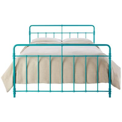 Home Decorators Collection Pennington Turquoise Queen Bed Frame