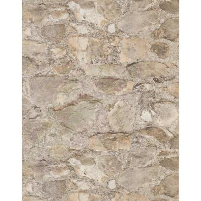 57.75 sq. ft. Weathered Finishes Field Stone Wallpaper