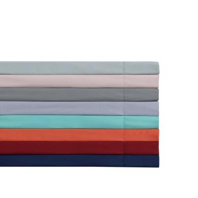 Laura Hart Kids Solid 200-Thread Count Polyester Sheet Set