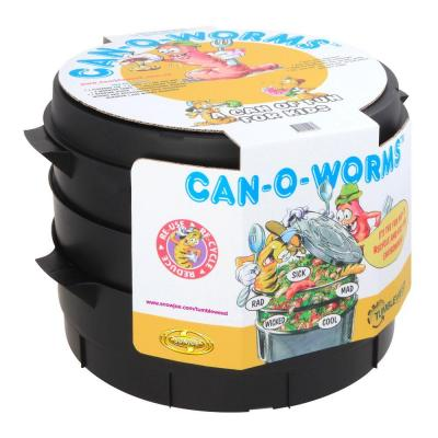 Tumbleweed Can-O-Worms Worm Farm-DISCONTINUED