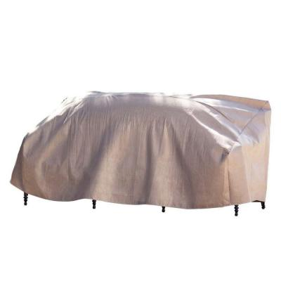 Duck Covers Elite 93 in. W Patio Sofa Cover with Inflatable Airbag to Prevent Pooling