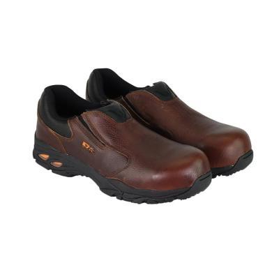 Men's VGS-300 Series Slip Resistant Slip-On Shoes - Composite Toe