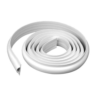 25 ft. White D Profile Dock Edging Product Photo
