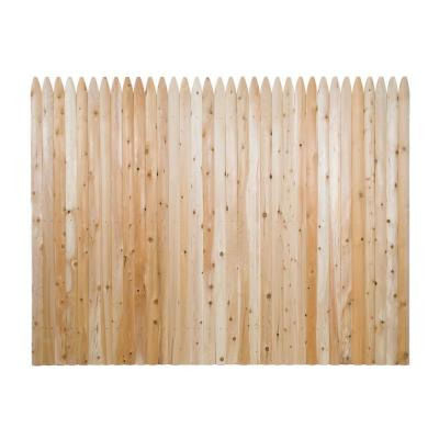 6 ft. H x 8 ft. W Privacy Eastern White Cedar