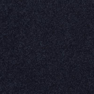 Home Decorators Collection Cressbrook III (S) - Color Moody Blue 15 ft. Carpet